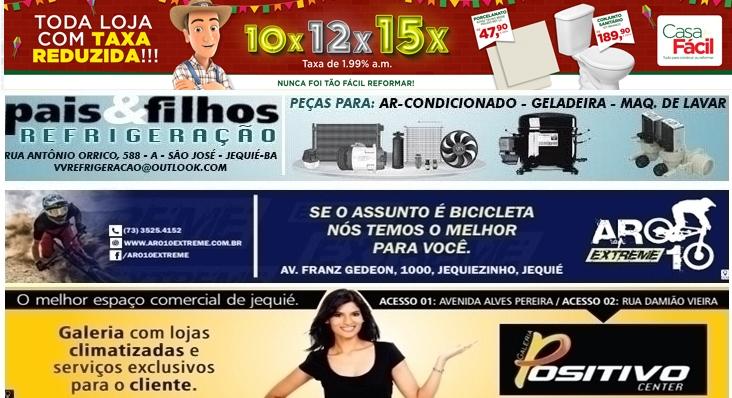 Casa + Pais e Filhos + Aro 10 e Positivo (atual homepage)