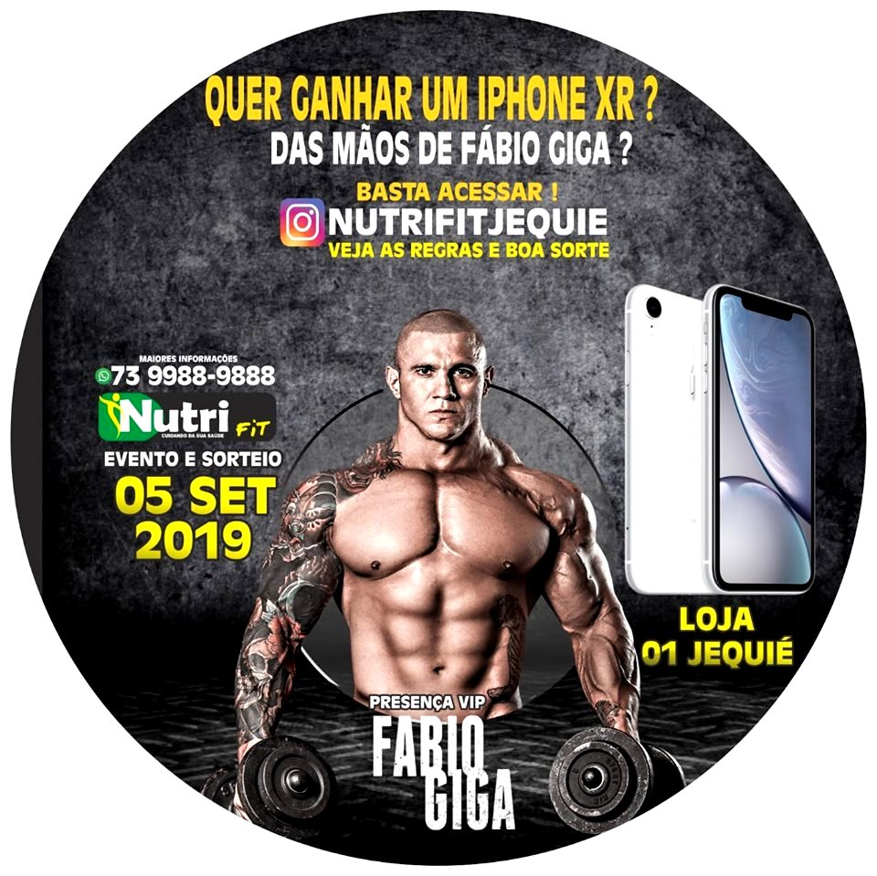 Nutrifit Iphone XR