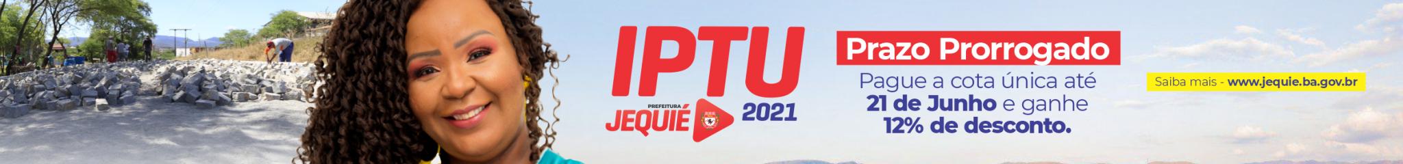 Prefeitura IPTU – 2021